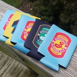 NWOT 5 Brooklyn Brewery Beer Koozies